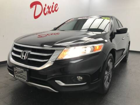 2014 Honda Crosstour for sale at Dixie Motors in Fairfield OH