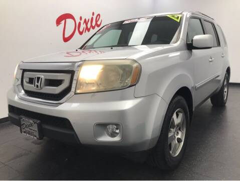 2010 Honda Pilot for sale at Dixie Motors in Fairfield OH