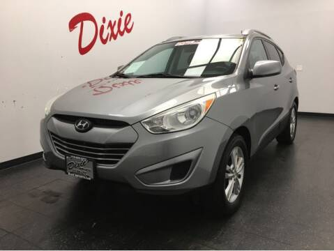 2011 Hyundai Tucson for sale at Dixie Motors in Fairfield OH