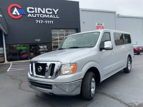 2018 Nissan NV Passenger for sale at Dixie Motors in Fairfield OH