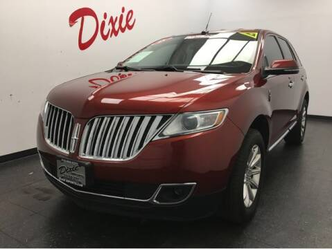 2015 Lincoln MKX for sale at Dixie Motors in Fairfield OH