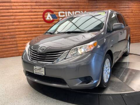 2016 Toyota Sienna for sale at Dixie Motors in Fairfield OH