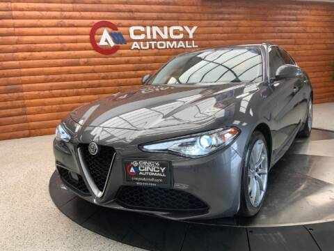 2017 Alfa Romeo Giulia for sale at Dixie Motors in Fairfield OH