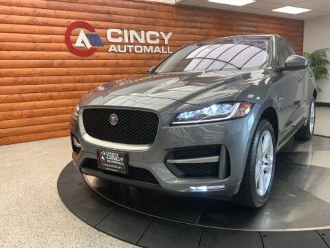 2017 Jaguar F-PACE for sale at Dixie Motors in Fairfield OH