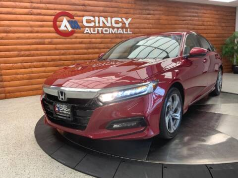2018 Honda Accord for sale at Dixie Motors in Fairfield OH