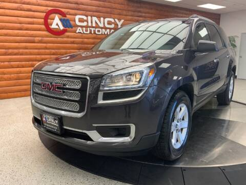 2016 GMC Acadia for sale at Dixie Motors in Fairfield OH