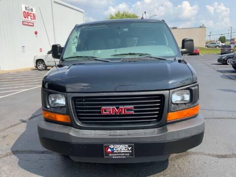 2015 GMC Savana Passenger for sale at Dixie Motors in Fairfield OH