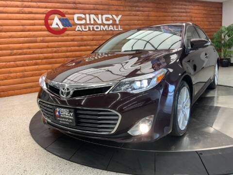 2015 Toyota Avalon for sale at Dixie Motors in Fairfield OH