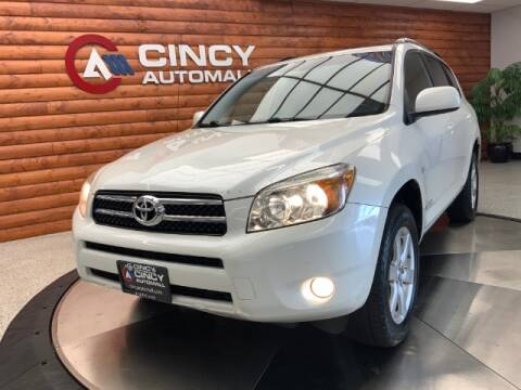 2008 Toyota RAV4 for sale at Dixie Motors in Fairfield OH