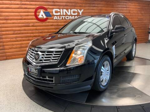 2015 Cadillac SRX for sale at Dixie Motors in Fairfield OH