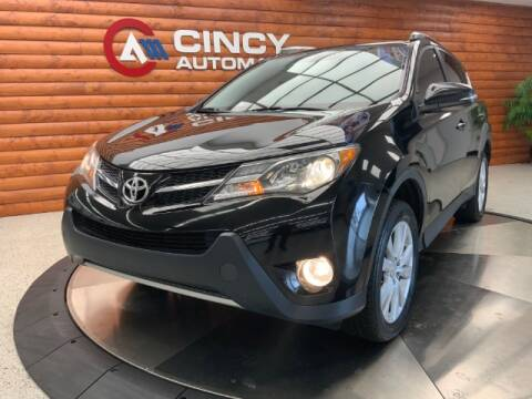 2013 Toyota RAV4 for sale at Dixie Motors in Fairfield OH