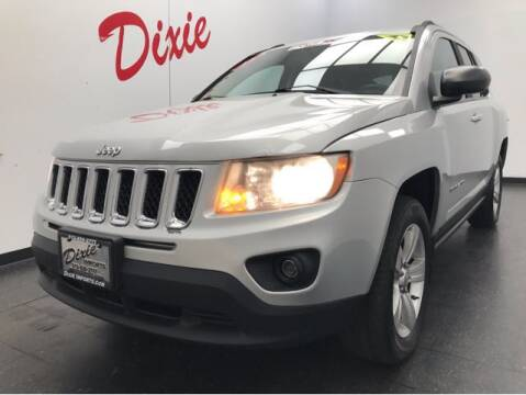 2012 Jeep Compass for sale at Dixie Motors in Fairfield OH