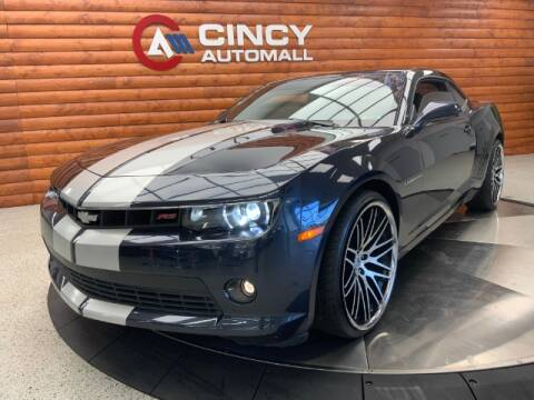 2014 Chevrolet Camaro for sale at Dixie Motors in Fairfield OH