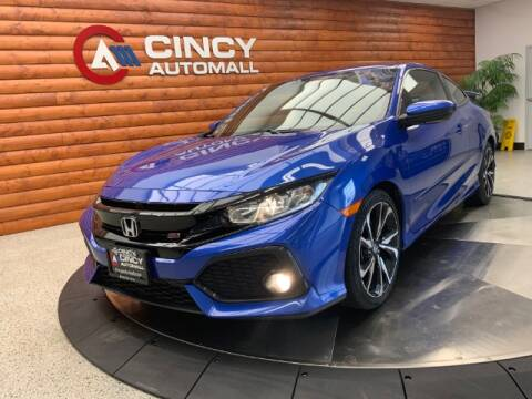2018 Honda Civic for sale at Dixie Motors in Fairfield OH