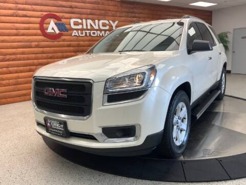 2013 GMC Acadia for sale at Dixie Motors in Fairfield OH