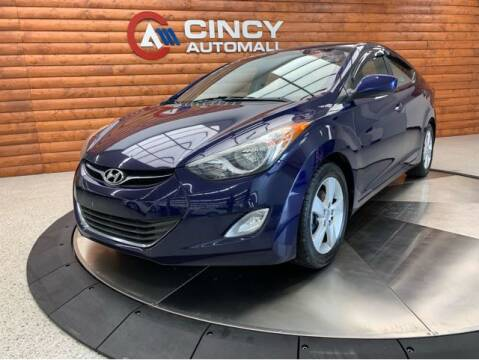 2013 Hyundai Elantra for sale at Dixie Motors in Fairfield OH