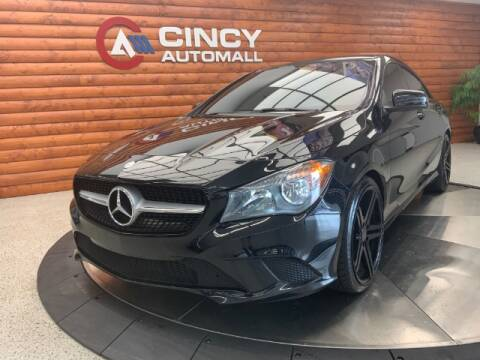2014 Mercedes-Benz CLA for sale at Dixie Motors in Fairfield OH