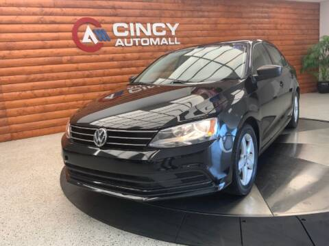 2016 Volkswagen Jetta for sale at Dixie Motors in Fairfield OH