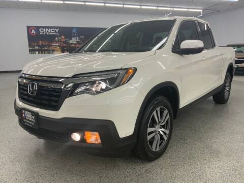 2017 Honda Ridgeline for sale at Dixie Motors in Fairfield OH