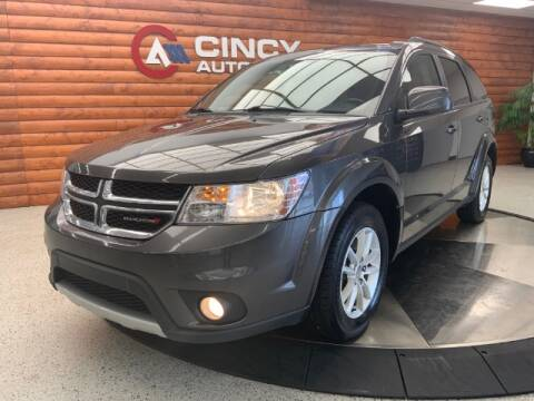 2016 Dodge Journey for sale at Dixie Motors in Fairfield OH