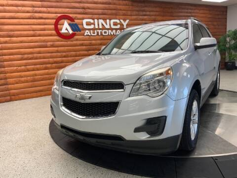 2013 Chevrolet Equinox for sale at Dixie Motors in Fairfield OH