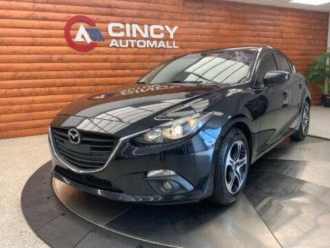 2015 Mazda MAZDA3 for sale at Dixie Motors in Fairfield OH