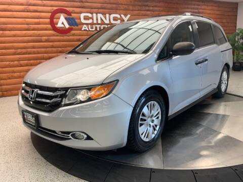 2014 Honda Odyssey for sale at Dixie Motors in Fairfield OH