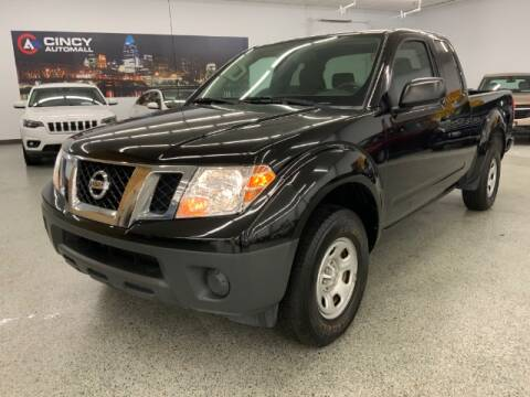 2018 Nissan Frontier for sale at Dixie Motors in Fairfield OH