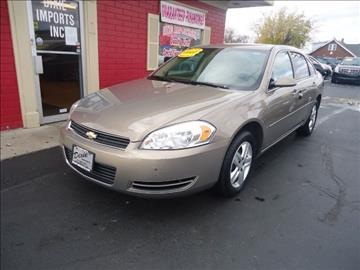 2007 Chevrolet Impala for sale at Dixie Motors in Fairfield OH