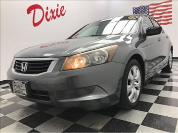 2009 Honda Accord for sale at Dixie Motors in Fairfield OH