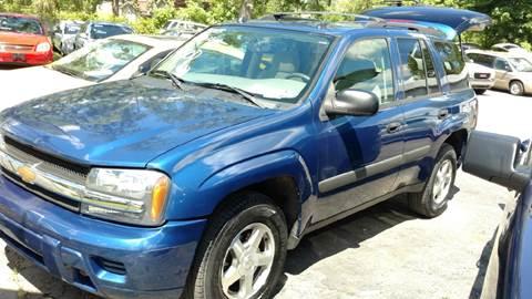 2005 Chevrolet TrailBlazer for sale in Mount Morris, MI