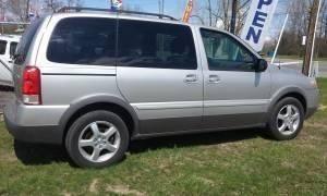 2008 Pontiac Montana SV6 for sale in Mount Morris, MI
