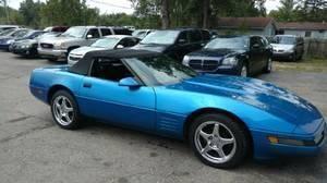 1991 Chevrolet Corvette for sale in Mount Morris, MI