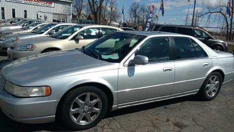 2001 Cadillac Seville for sale at Superior Motors in Mount Morris MI