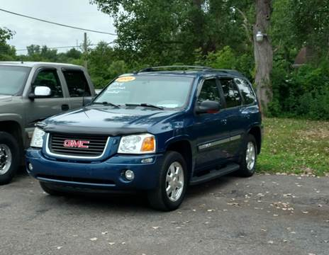 2005 GMC Envoy for sale at Superior Motors in Mount Morris MI