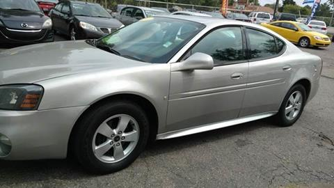 2008 Pontiac Grand Prix for sale in Mount Morris, MI