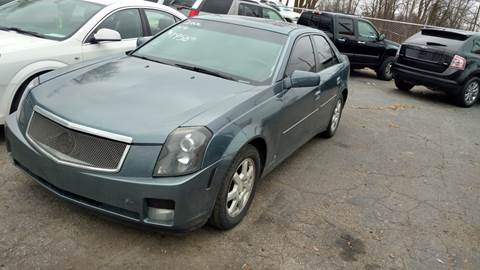 2006 Cadillac CTS for sale at Superior Motors in Mount Morris MI