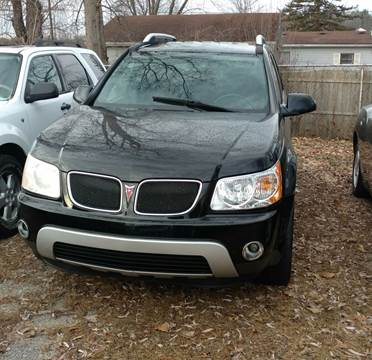 2007 Pontiac Torrent for sale at Superior Motors in Mount Morris MI