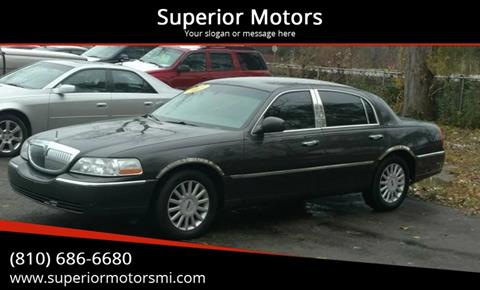 Lincoln Town Car For Sale In Michigan Carsforsale Com