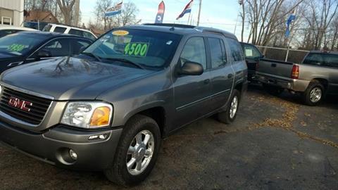 2005 GMC Envoy XUV for sale in Mount Morris, MI