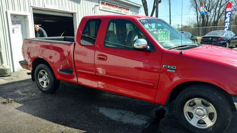 1999 Ford F-150 for sale in Mount Morris, MI