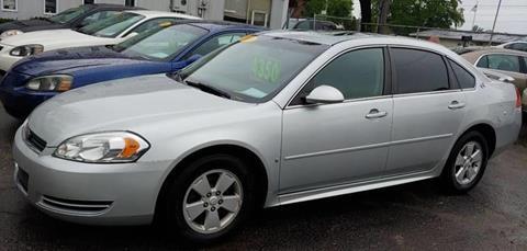 2009 Chevrolet Impala for sale at Superior Motors in Mount Morris MI