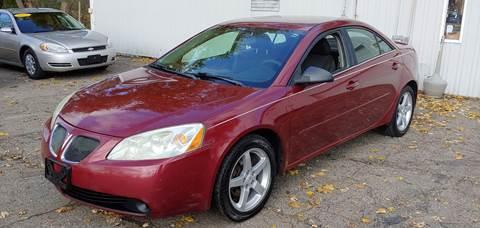 2005 Pontiac G6 for sale at Superior Motors in Mount Morris MI