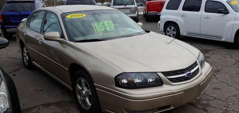 2004 Chevrolet Impala for sale at Superior Motors in Mount Morris MI