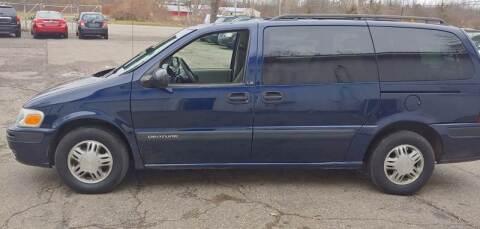 2003 Chevrolet Venture for sale at Superior Motors in Mount Morris MI