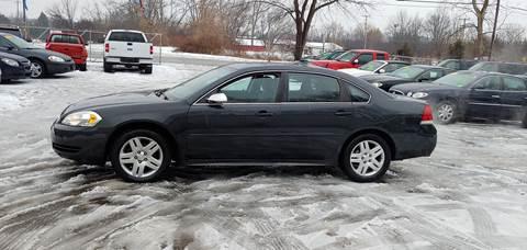 2012 Chevrolet Impala for sale at Superior Motors in Mount Morris MI