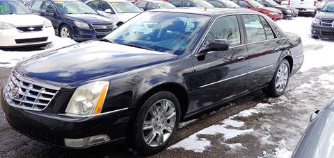 2011 Cadillac DTS for sale at Superior Motors in Mount Morris MI