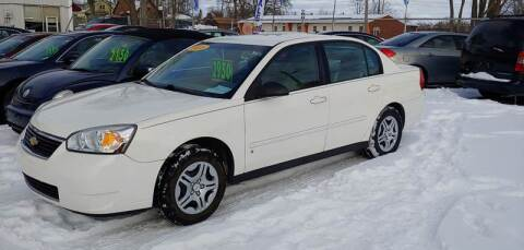 2008 Chevrolet Malibu Classic for sale at Superior Motors in Mount Morris MI