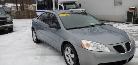 2008 Pontiac G6 for sale at Superior Motors in Mount Morris MI