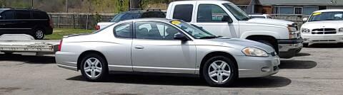 2006 Chevrolet Monte Carlo for sale at Superior Motors in Mount Morris MI